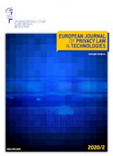 European Journal of Privacy Law & Technologies (EJPLT)