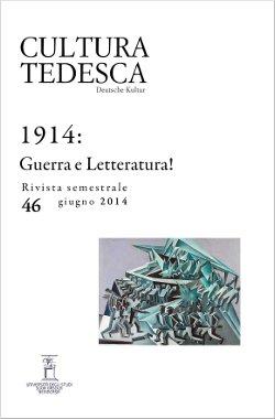 1914: Guerra e Letteratura!